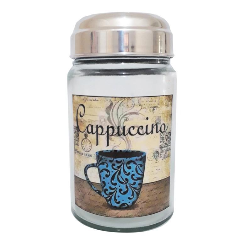Pote Vidro Cappuccino 1 L