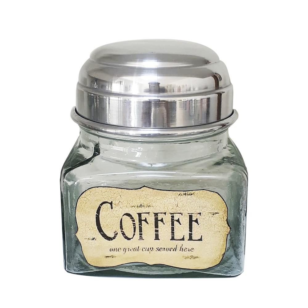 Pote Vidro Coffee Vintage 800 ML