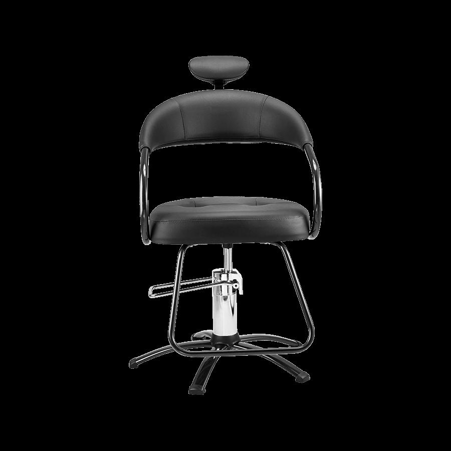 Cadeira Futura Black Dompel