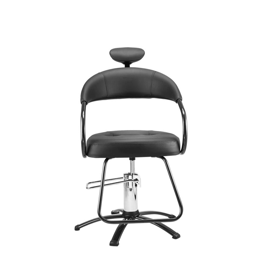 Cadeira Futura Hidráulica Black Dompel
