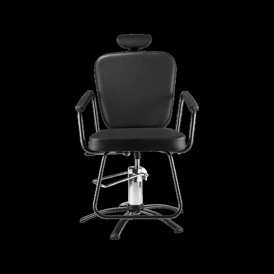 Cadeira Nix Black Dompel