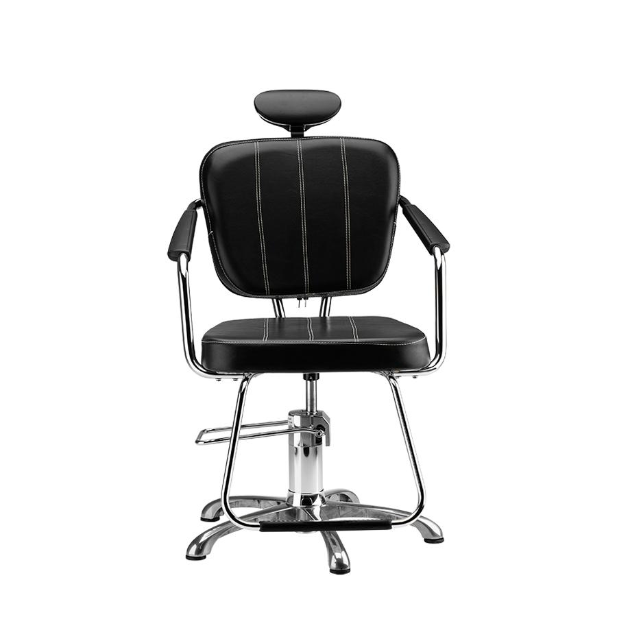 Cadeira Nix Fixa  Com Costura Dompel