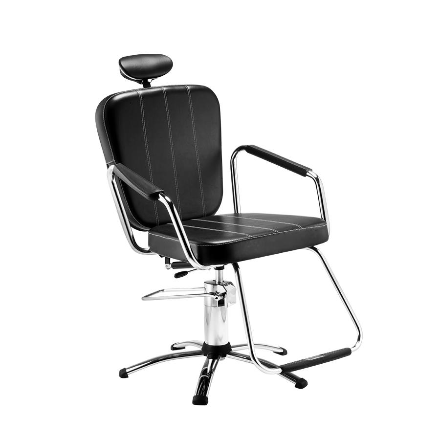 Cadeira Nix Reclinável Com Costura Dompel