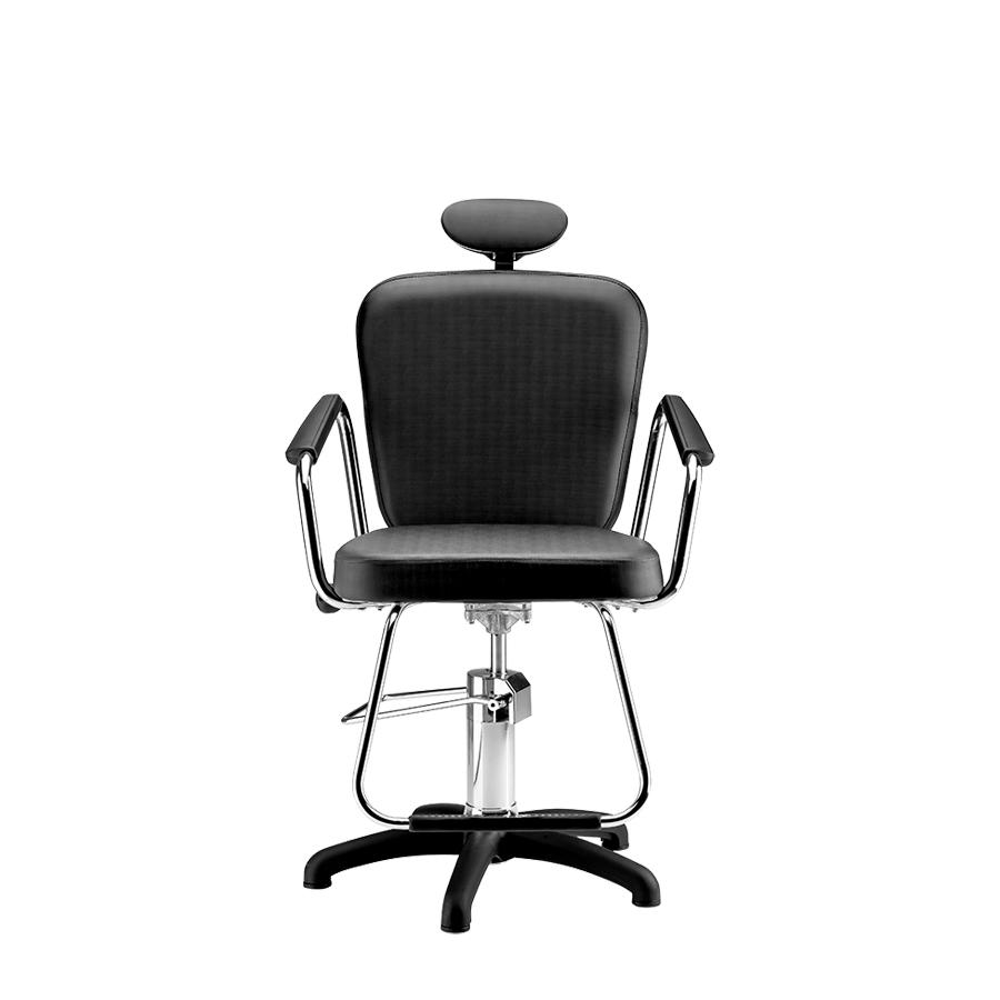 Cadeira Nix Reclinável- Pé Nylon  Dompel