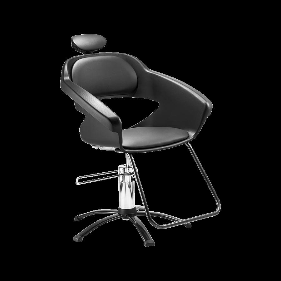 Cadeira Primma Black Dompel