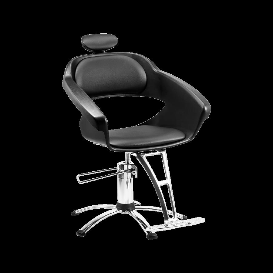 Cadeira Primma Hidráulica - Apoio de pé Alumínio