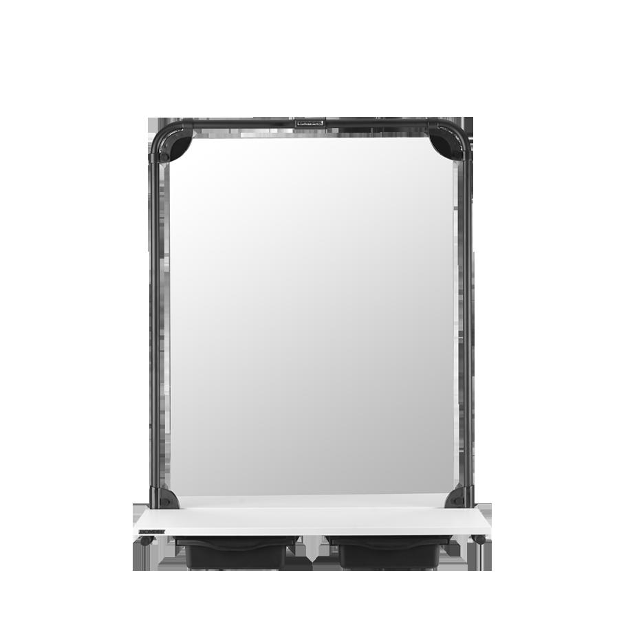 Espelho e Console Albany Dompel
