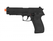 Airsoft Pist. CYMA P226 (CM122) ELET.6mm (Usada)