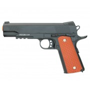 Pistola de Airsoft VG 1911 V13 Full Metal Spring 6mm