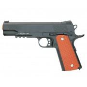 Pistola de Airsoft VG 1911 V13 Full Metal Spring 6mm