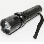Lanterna de Choque Police Recarregável Led CREE Q6 5800W