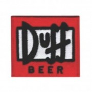 Patch Duff Beer