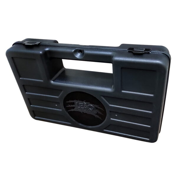 Maleta rigida para pistola Airsoft e Pressao - Leao