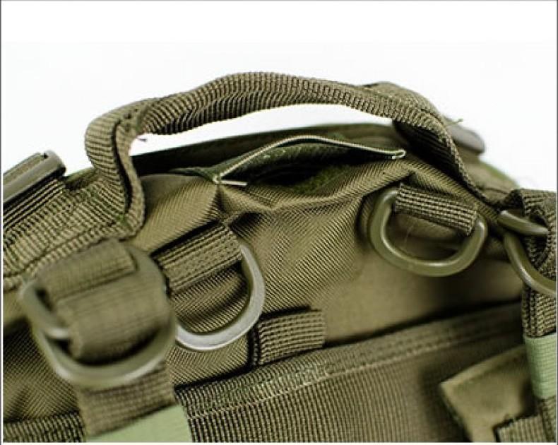 Mochila Assault Invictus Camuflada Francês  30L