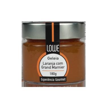 Geleia de Laranja com Grand Marnier