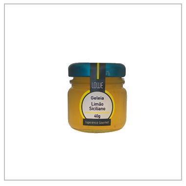 Geleia Mini Limão Siciliano