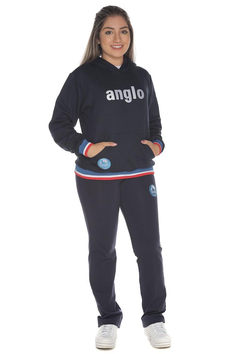 Calça Bailarina Suplex Colégio Anglo