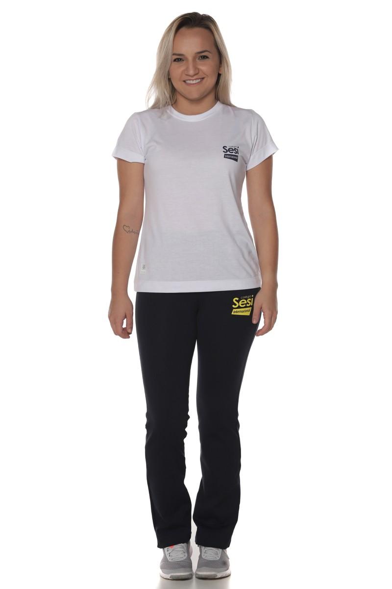 Camiseta Baby Look PV - Sesi Internacional