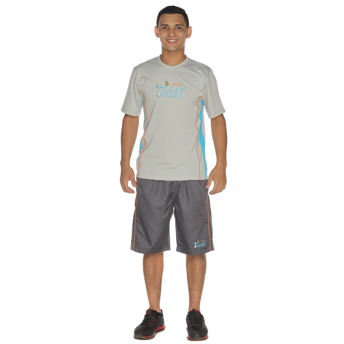 Camiseta Manga Curta PV - Colégio Tuiuti