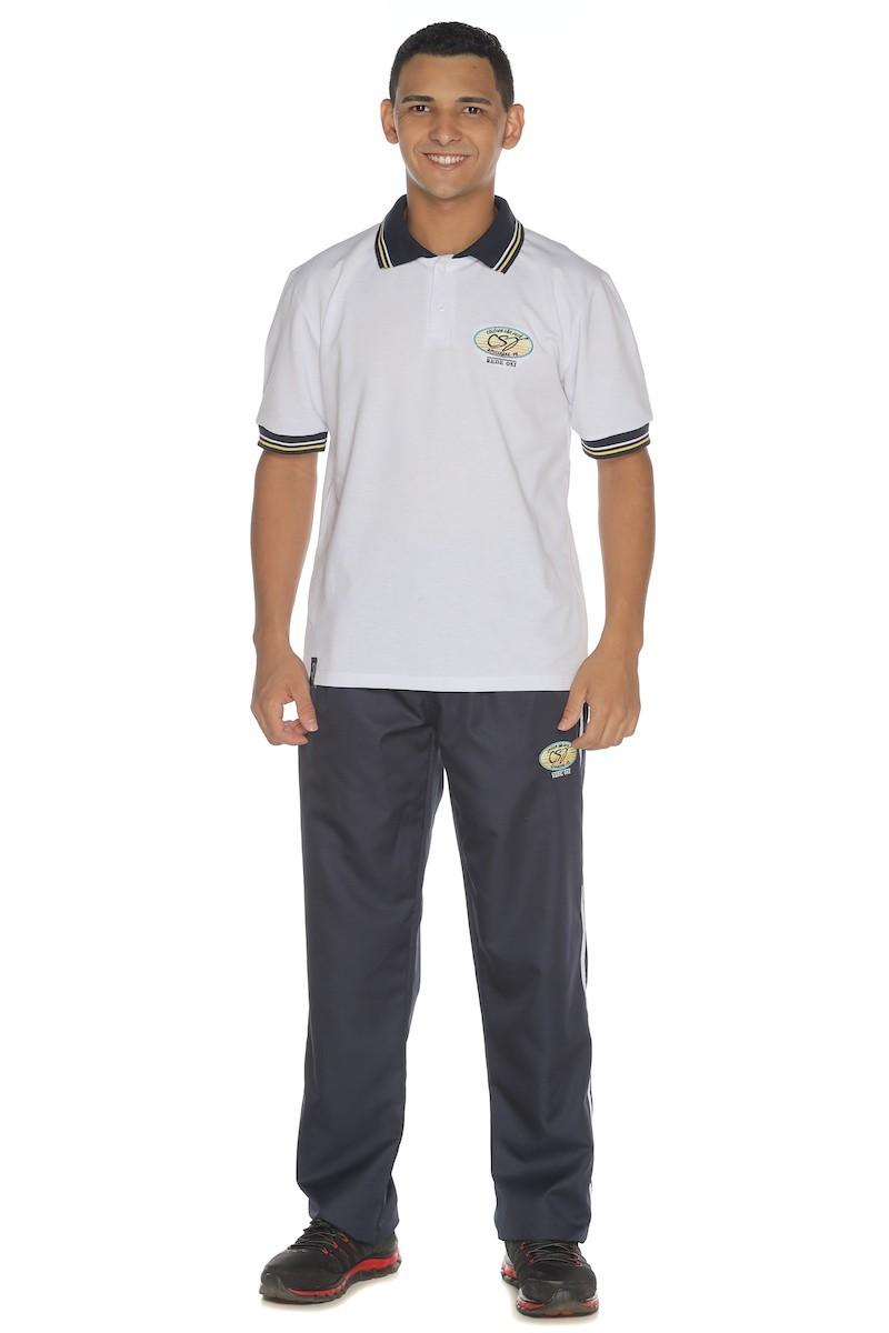 Camiseta Polo Manga Curta - São José