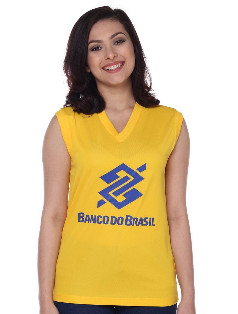 Camiseta Regata PV Malha Fria Unissex