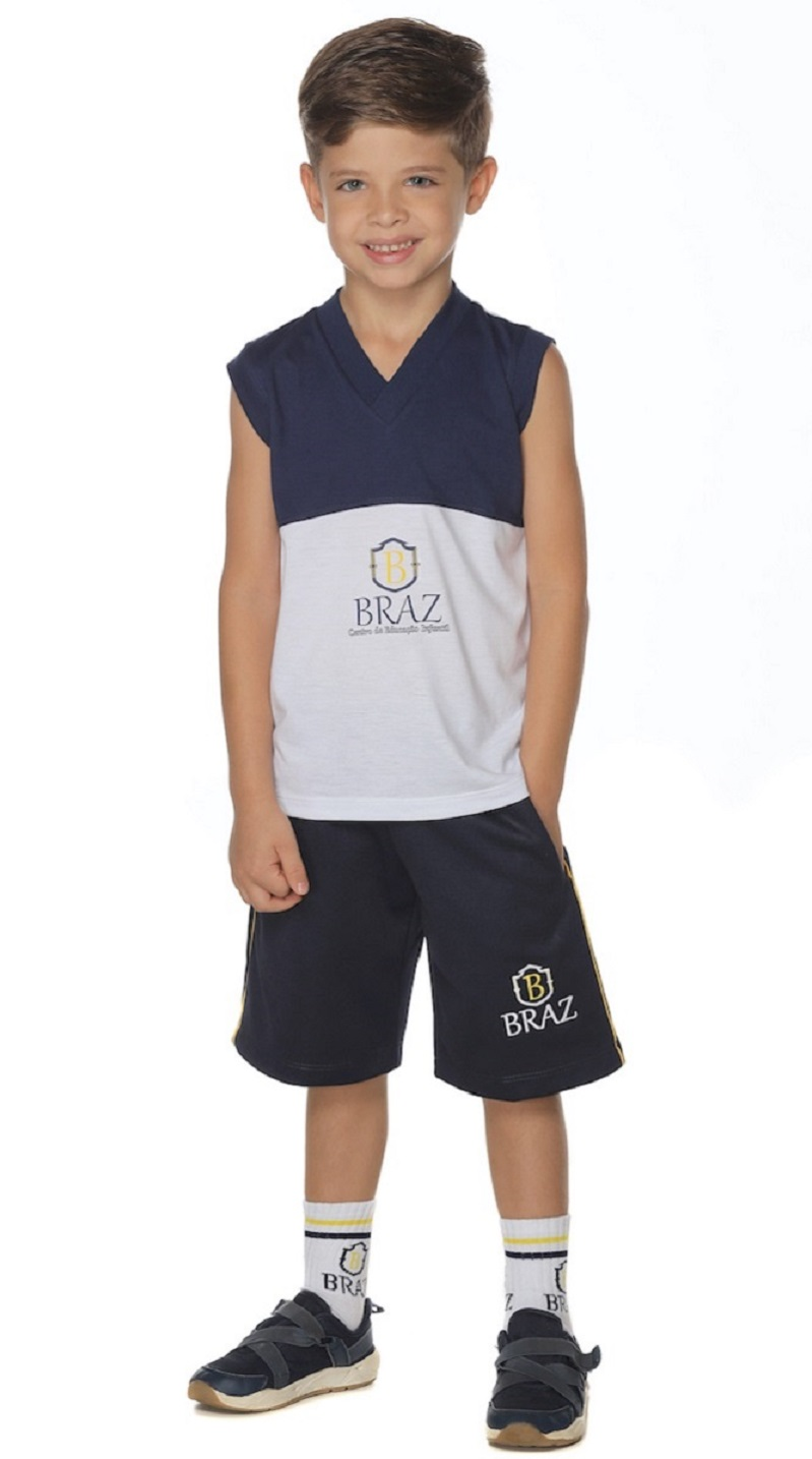 Camiseta Unissex Braz
