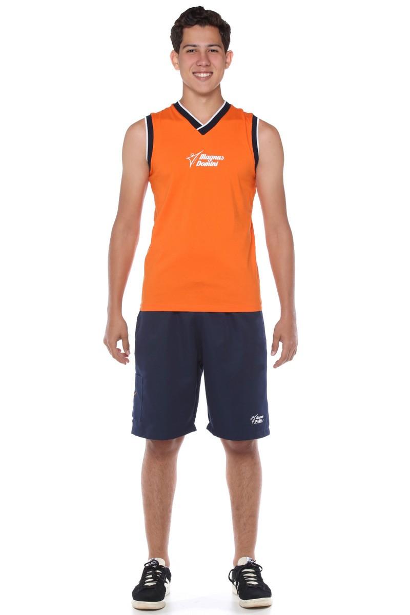 Camiseta Unissex PV Malha Fria Colégio Magnus Domini