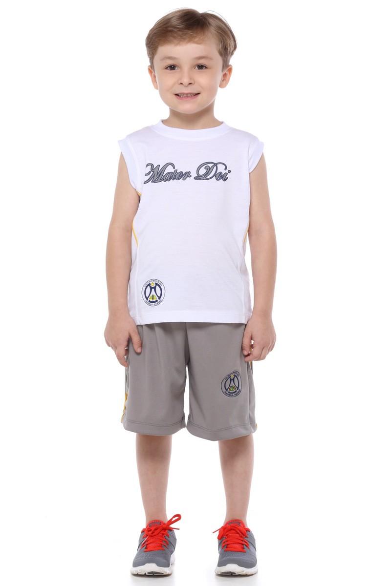 Camiseta Unissex Malha PV- Colégio Mater Dei