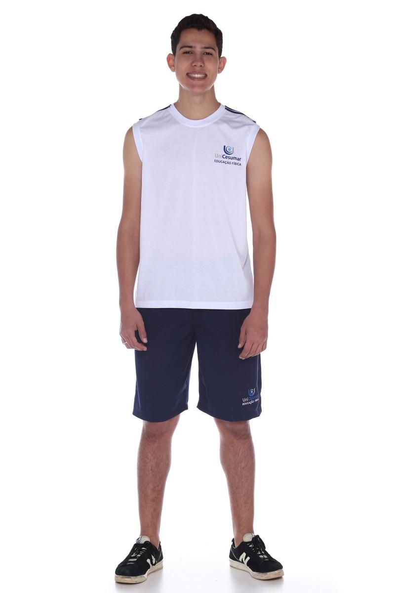 Camiseta Regata Malha Fria Educação Física Unicesumar