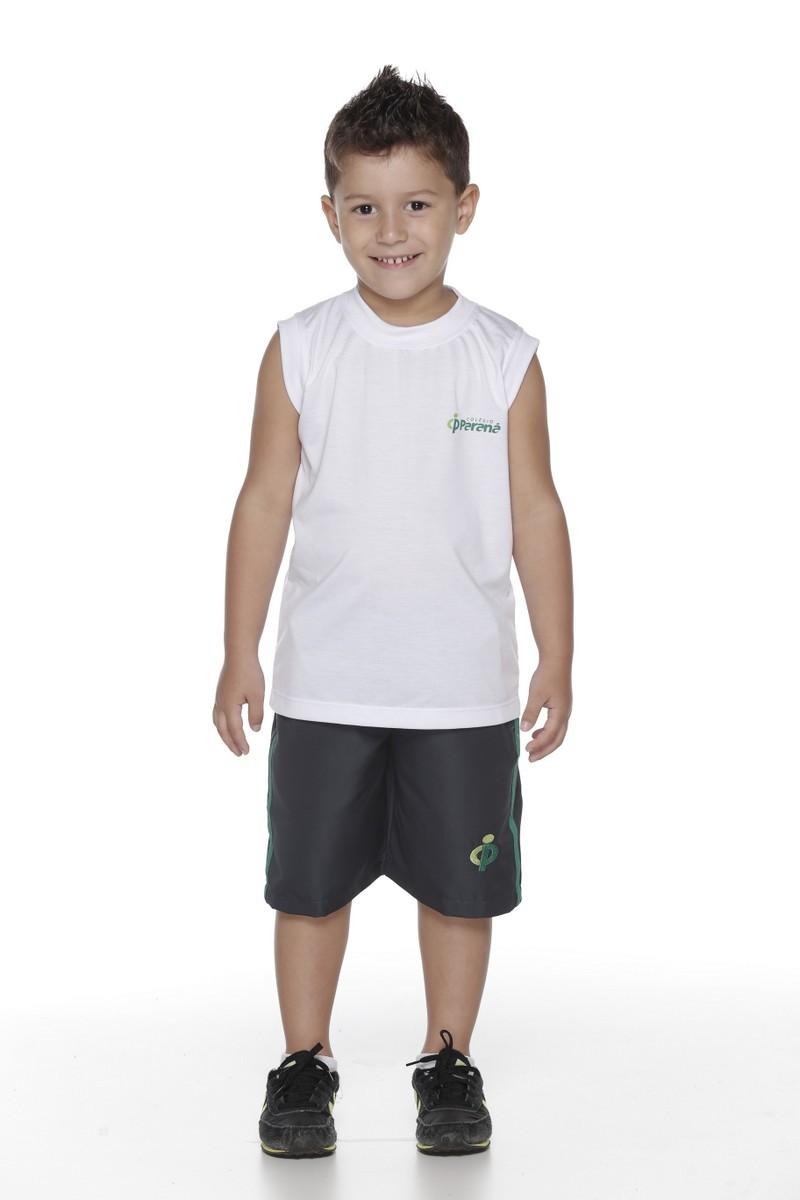 Camiseta Unissex Malha PV - Colégio Paraná