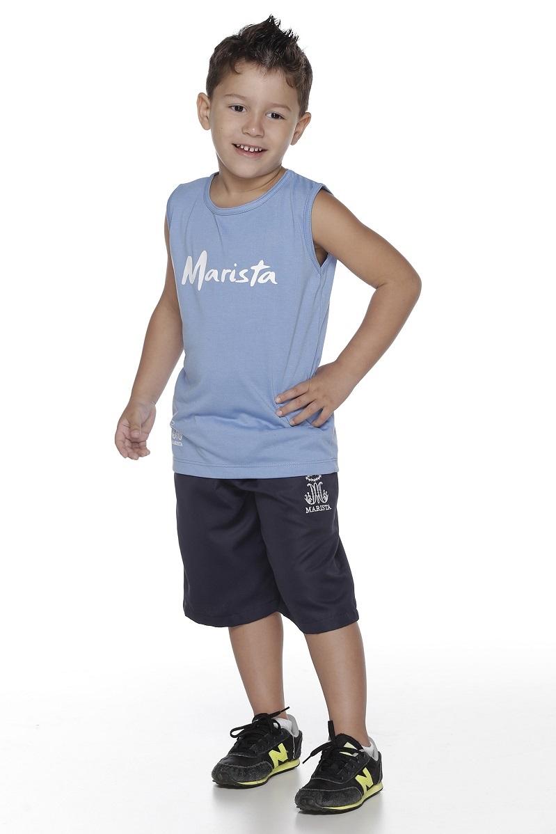 Camiseta Unissex PV Colégio Marista Infantil