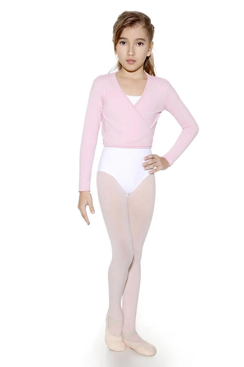 Casaquinho Infantil Ballet em Helanca - 5035