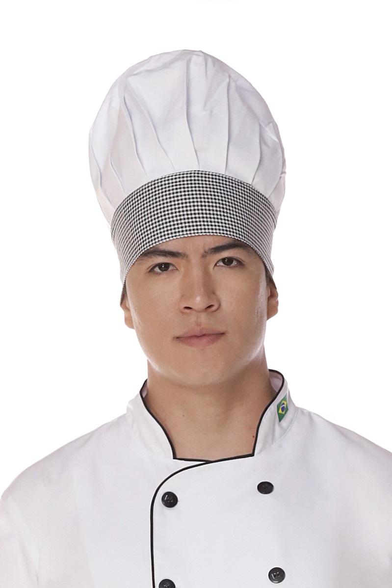 Chapéu Chef Cozinheiro Mestre