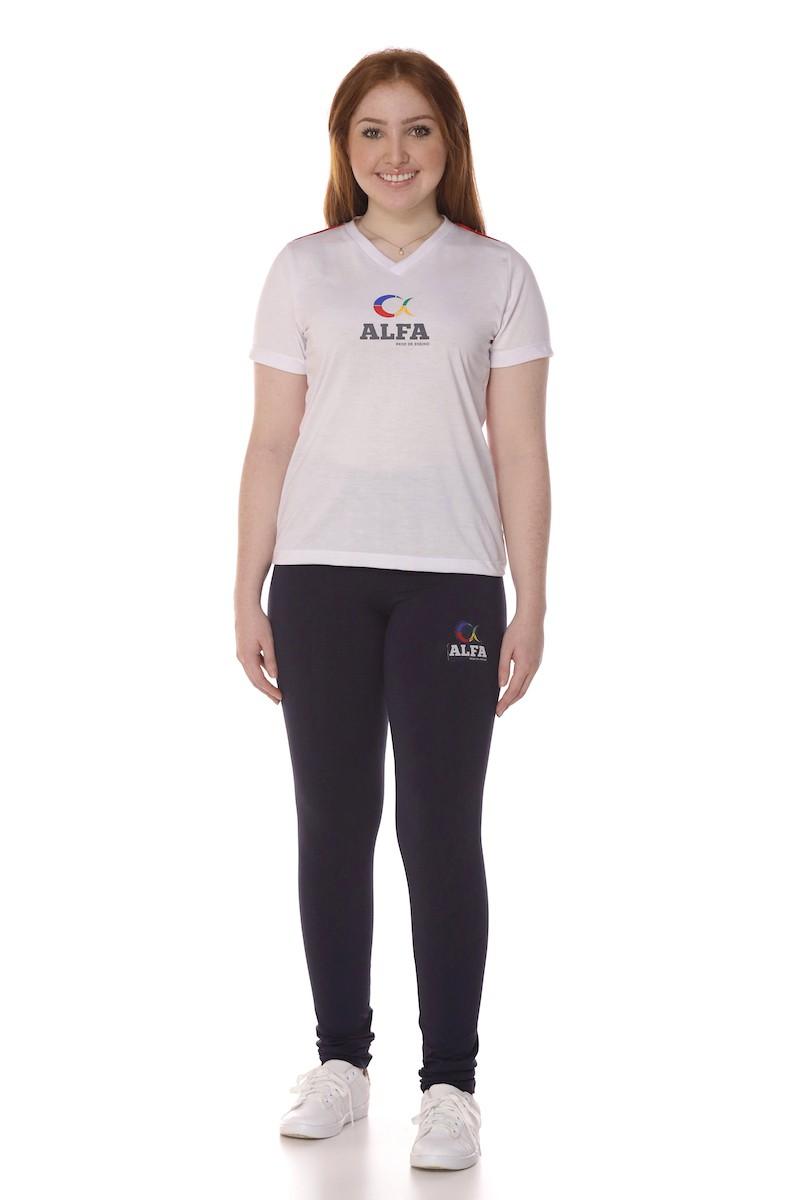 Legging Suplex - Colégio Alfa Tesla