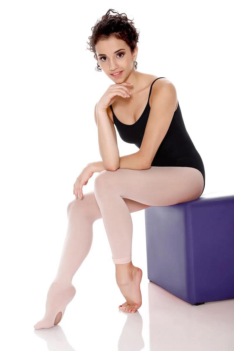 Meia-Calça com Pé Tamanhos Especiais - TS42