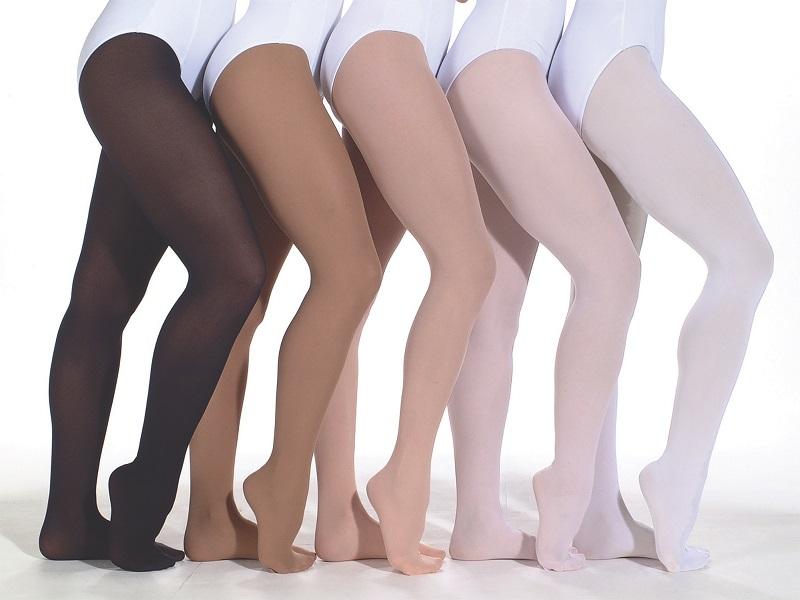 Meia-Calça Para Ballet Em Fio 40 Juvenil - 5197