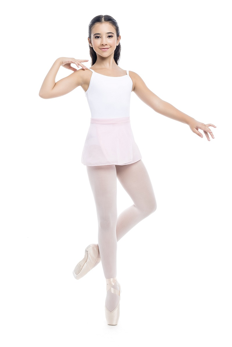 Saia Infantil Bailarina Transpassada - SD A013