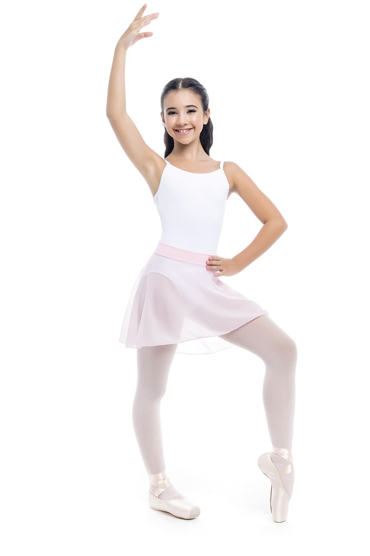 Saia Infantil Bailarina Jersey - SD 5293