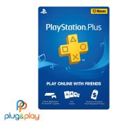 GIFT CARD  PLAYSTATION STORE PSN PLUS 12 MESES R$150 REAIS