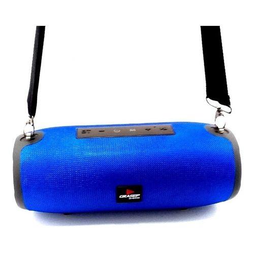CAIXA DE SOM BLUETOOTH USB/FM GRASEP 30W D-G118  CAMUFLADO