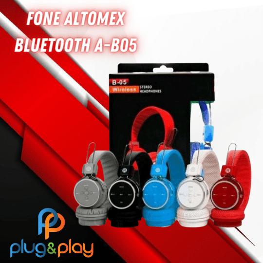 FONE DE OUVIDO BLUETOOTH  ALTOMEX FX - B05