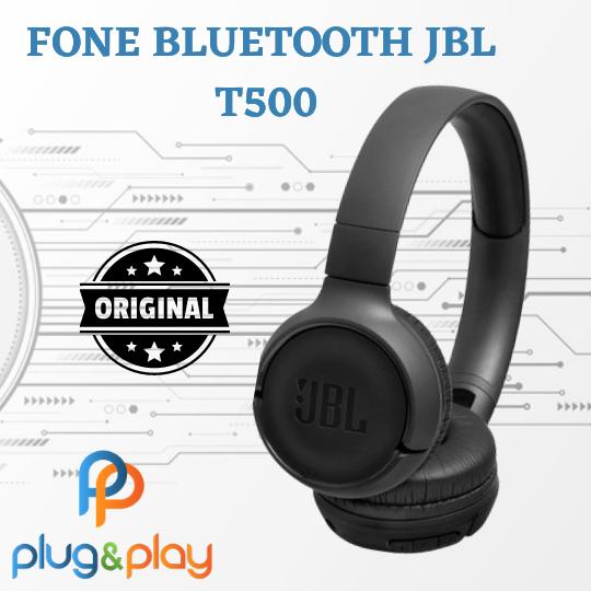 FONE BLUEOOTH JBL T500