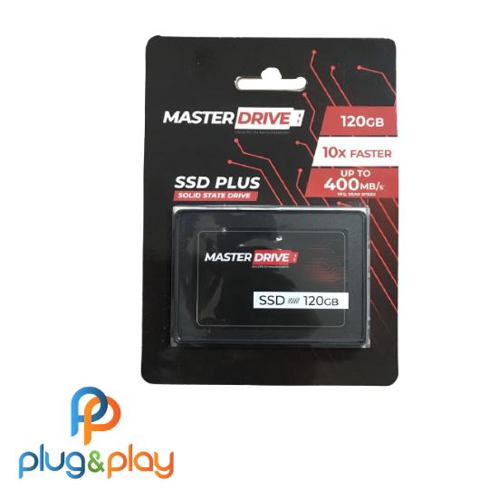 HD SSD 120GB MASTERDRIVE