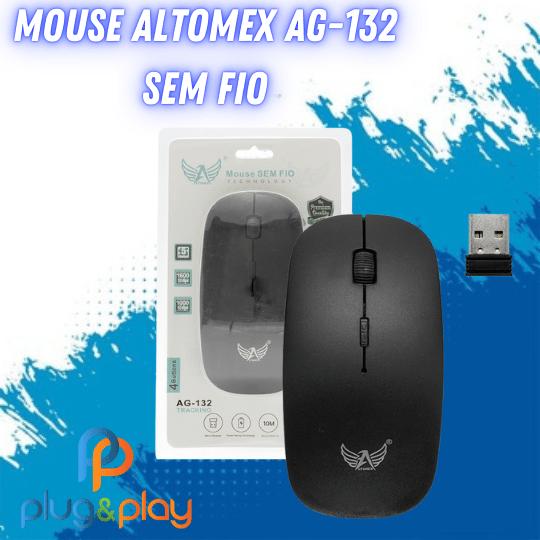 MOUSE ALTOMEX AG-132 SEM FIO