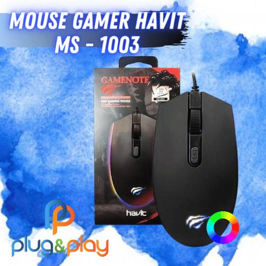 MOUSE GAMER HAVIT HS - MS1003
