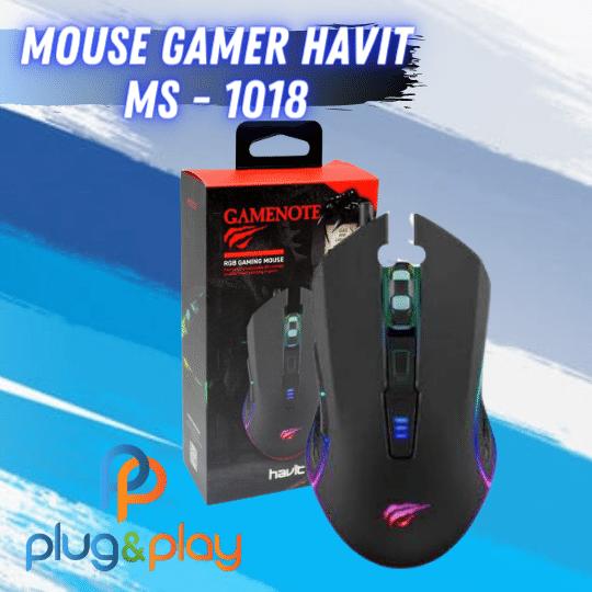 MOUSE GAMER HAVIT HVMS-1018