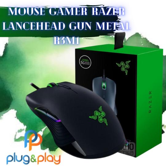 MOUSE GAMER RAZER LANCEHEAD RZ01
