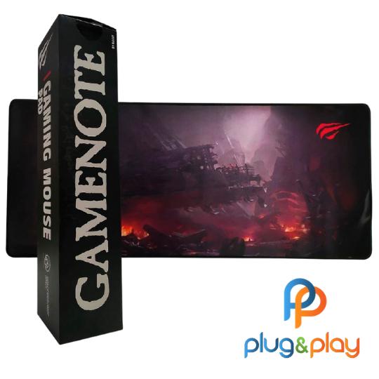 MOUSEPAD GAMER ESTAMPADO GRANDE HAVIT HV -  253 ( VELEIROS )