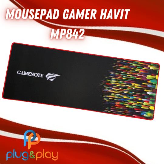 MOUSEPAD GAMER HAVIT GRANDE HV - MP842 (CORES )