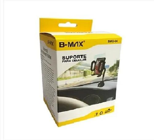 SUPORTE BMAX VEICULAR COM VENTOSA BMG-04